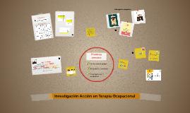Investigación Acción en Terapia Ocupacional
