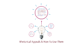 Rhetorical Appeals & How To Use Them