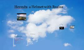 Hermês: a Helmet with Brains