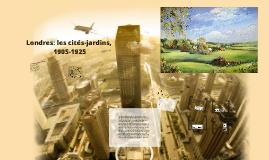 Formes urbaines : Cité-jardin