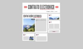 CONTRATO ELECTRONICO