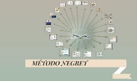 Copy of MÉTODO NEGRET