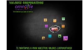 Copy of valores corporativos