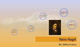 Nano Nagel