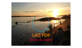 Copy of LAO PDR