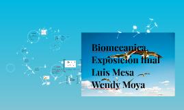 Copy of Biomecanica, Exposicion final