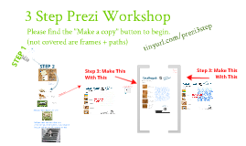 "Copy of 3 Step Prezi Workshop (click ""Make a copy"")"