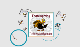 Copy of thanksgiving traditions and celebrations