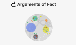Arguments of Fact