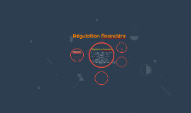 Régulation financiére