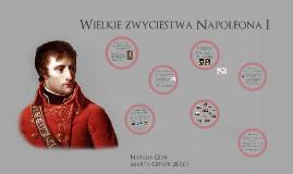 Wielkie Zwycięstwa Napoleona