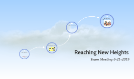 Reaching New Heights 6-21-2019