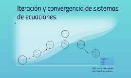 Copy of Iteración y convergencia de sistemas