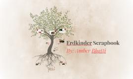 Copy of Erdkinder Scrapbook