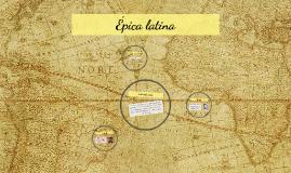 Épica latina