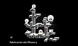 Fabricacion del iPhone 5