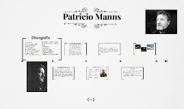 Patricio Manns