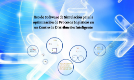 Uso de Software de Simulación para la optimización de Proces