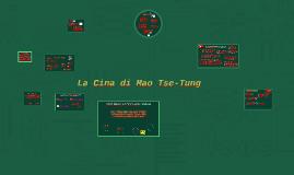 La Cina di Mao Tse-Tung
