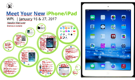 WPL iPads for Beginners