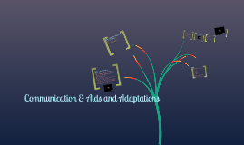 -Aids and Adaptations