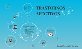 TRASTORNOS AFECTIVOS DEPRESION Y MANIA