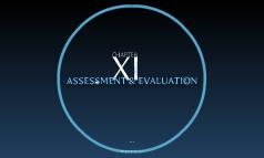 Chapter 11 - Assessment