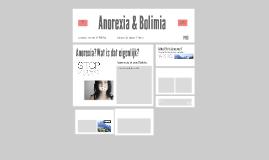 Anorexia & Bolivia