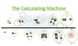 Copy of The Calculating Machine