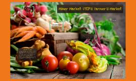 Miner Market: UTEP Farmers Market