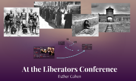 At the Liberators Conference