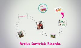 Arelys Santrich Ricardo.
