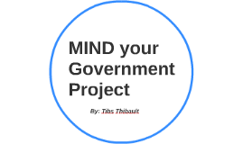 MIND your Governement Project