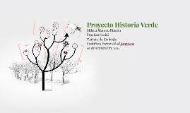 Proyecto Historia Verde