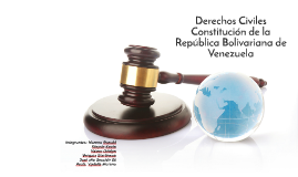 Copy of Derechos Civiles