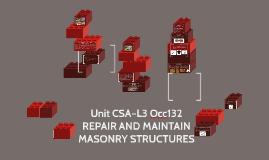 Unit CSA–L3Occ132
