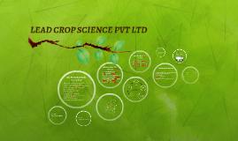 Copy of LEAD CROP SCIENCE PVT LTD