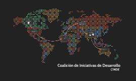Coalición de Iniciativas de Desarrollo
