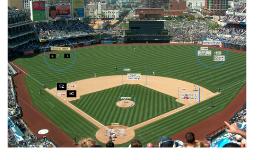 Novice Athlete vs. Advanced Athete: Baseball Swing