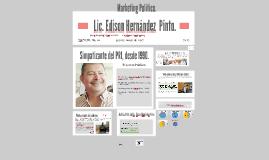 Lic. Edison Hernandez  Pinto.