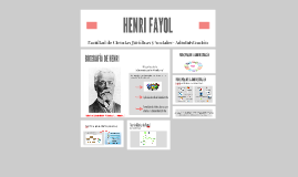 Copy of HENRI FAYOL
