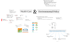 Health Care and Environmental Policy