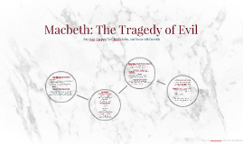 Macbeth: The Tragedy of Evil