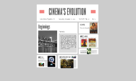 CINEMA'S EVOLUTION