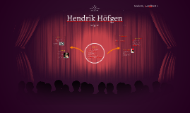 Hendrik Höfgen