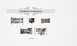 Portfolio & Experience