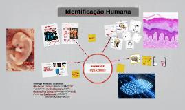 Identificação Humana