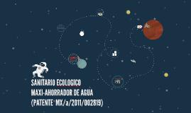 SANITARIO ECOLOGICO