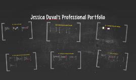 Jess Duval's Professional Portfolio