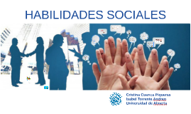 Copy of HABILIDADES SOCIALES